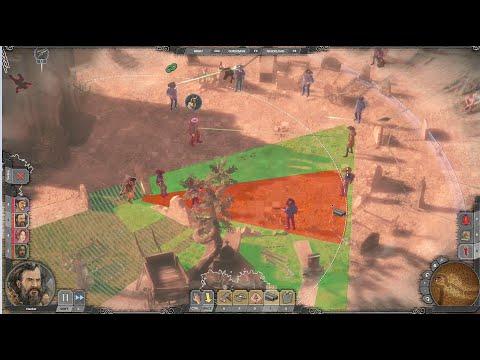 DESPERADO III FINAL MISSION 1 SHOT KILL ALL FRANK'S GANG ( DESPERADO DIFFICULTY) |