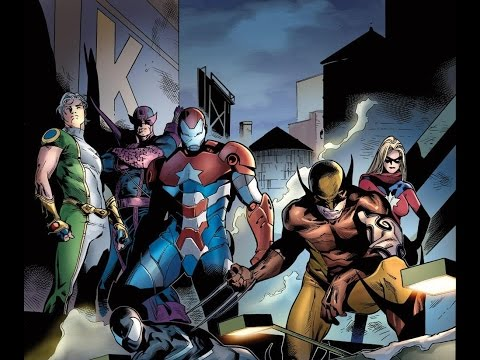 Dark Avengers Tribute [Savages]