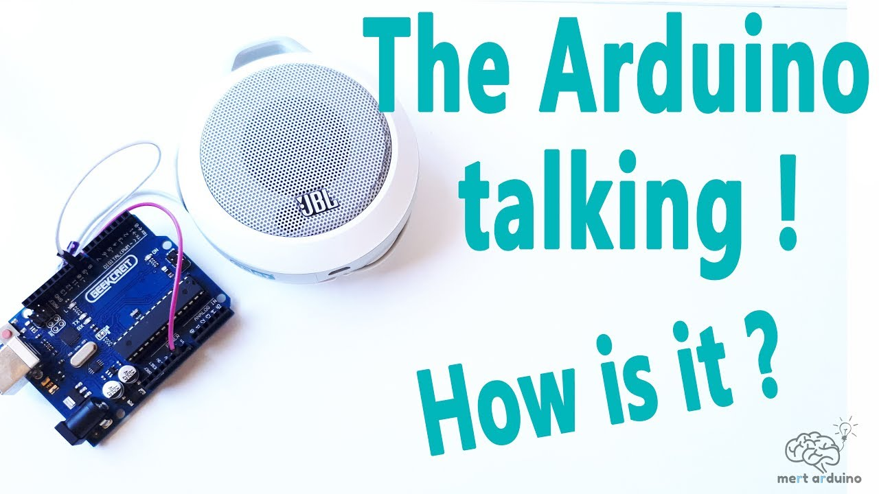 Arduino Uno Talking! How to Make Arduino Talking System | Arduino ...