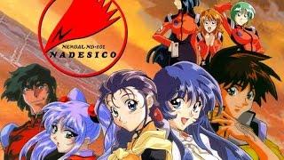 "Three Men and an Anime Episode Three, ""Martian Successor Nadesico"""