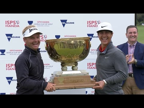 Highlights | Team Denmark stand victorious at ISPS HANDA World Cup