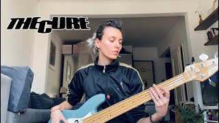 The Cure - Accuracy (bass cover)