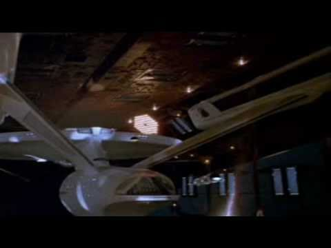 Star Trek I: The Motion Picture - USS Enterprise In Spacedock