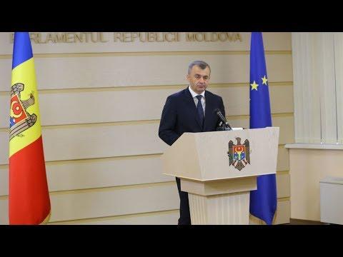 Ион Кику возглавил правительство Молдовы