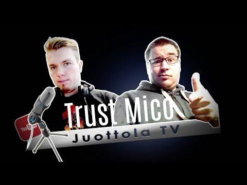 Arvostelu: Trust Mico USB Microphone - mikrofoni