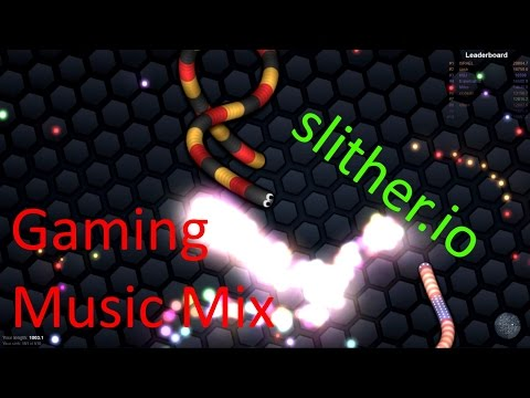 Slither.io Gaming Music 1 HOUR
