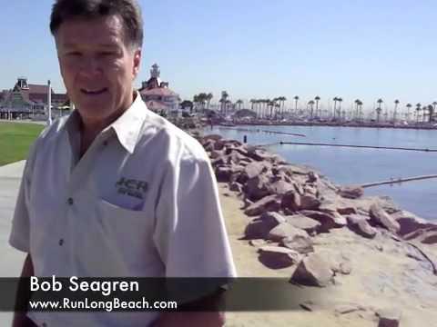 Long Beach ICB Marathon  With Bob Seagren