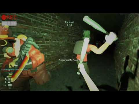 TF2: Slender Fortress 2 - SCP-087-B
