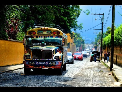 Guatemala & Belize Trip ; HD - Central America