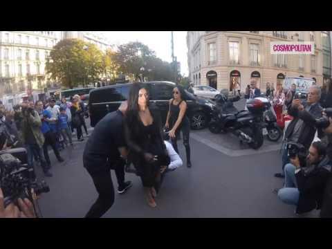Vitalii Sediuk se lanza contra el culo de Kim Kardashian thumbnail