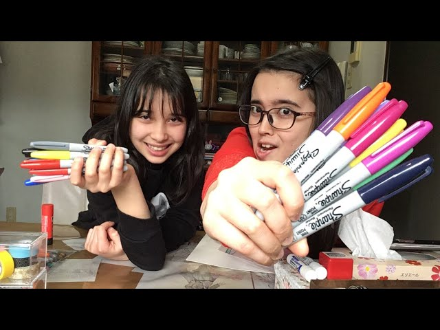 How should we use these markers...? (+ jamming)