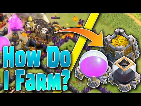 HOW DO I FARM? - Lavaloonion Boosted Farming Session! - Clash of Clans - Farming Loot Fast