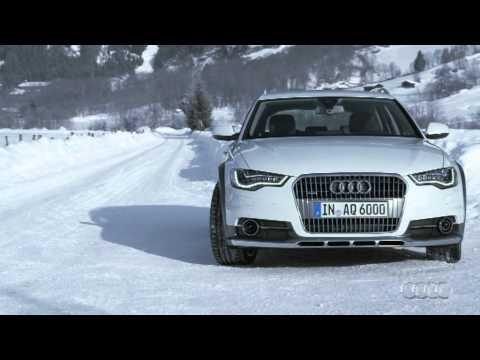 New 2013 Audi A6 allroad quattro