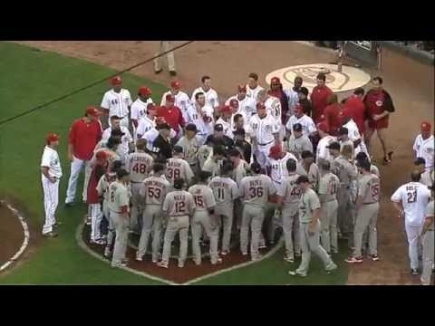 Best Basebrawls: Bench Clearing Baseball Brawls And Fights (Recent)