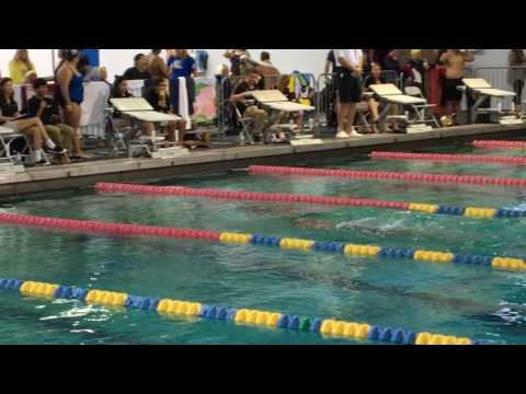 David Guthrie - 200m Breaststroke 2:27.27 - 2016 Rowdy Gaines Classic