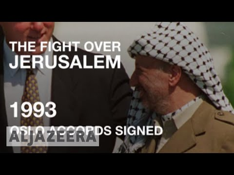 Timeline  The fight for Jerusalem