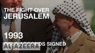 Timeline | The fight for Jerusalem