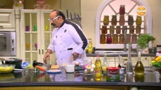 كشك بالجمبري - اصابع اللحم المقرمش - دجاج مع صوص الشبت والكريمة | الشيف حلقة كاملة