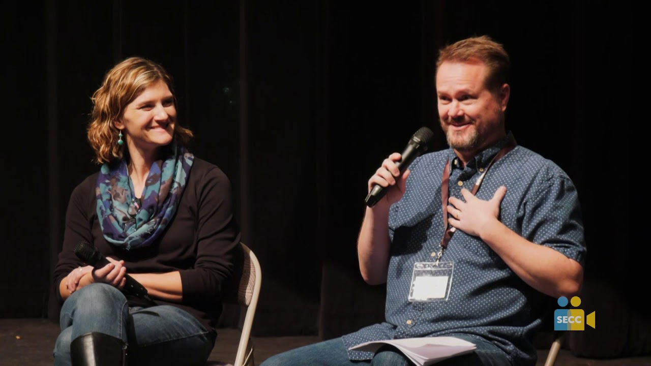 Sacramento Student Media Day 2019: Creating Independent Films with Chris and Heather King