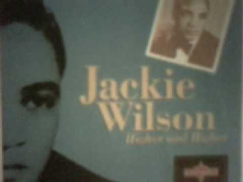 JACKIE WILSON-TO BE LOVED-1958-