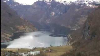 Webcam Geiranger - One Year (Winter)
