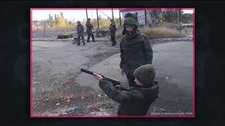 Как российский спецназ развлекает детей оккупированного Крыма - Секретный фронт, 05.09.2018