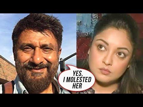 Vivek Agnihotri Confesses To Molest Tanushree Dutta On The Sets Of Chocolate
