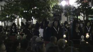 POZOBLANCO NEWS: Nazarenas de La Amargura Jueves Santo 09 en Pozoblanco
