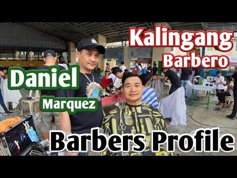 Daddy Barber | Barbers Profile | Episode 10 - Daniel Marquez