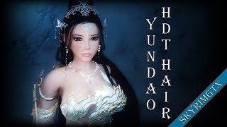 Skyrim: Yundao HDT Hair v2.7