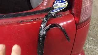Замена стекла двери багажника на Ниссан Икстрейл 2001 года Nissan X-Trail(, 2016-10-31T08:45:20.000Z)