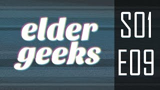 The Elder Geeks Podcast - S01E09 - Let's Go Pokemon Holiday Shopping Party