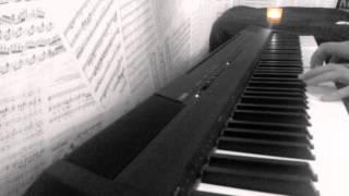 "Музыка из к/ф ""Бандитский Петербург""- Встреча (Piano Cover)"