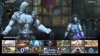 Mortal Kombat X Ranked After Midnight, Mournful Kitana