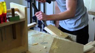 Scottish Apprenticeship Week 2015 Joinery & Carpentry Apprentice Michael Duff HD