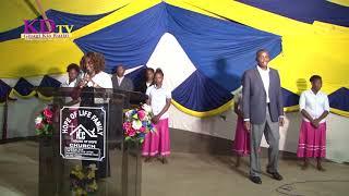 PST JOYCE KARIUKI OF PHOENIX ARIZONA KESHA IN KENYA