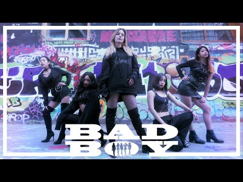 RED VELVET (레드벨벳) - BAD BOY (배드 보이) dance cover by RISIN'CREW from France