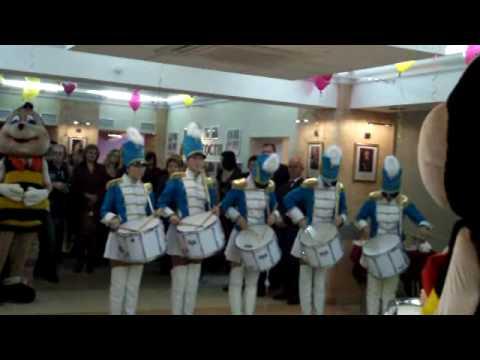 Барабанщицы-2 Амакс парк отель Тамбов