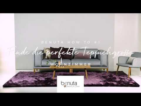 Teppichgrößen finde die perfekte teppichgröße benuta how to 1