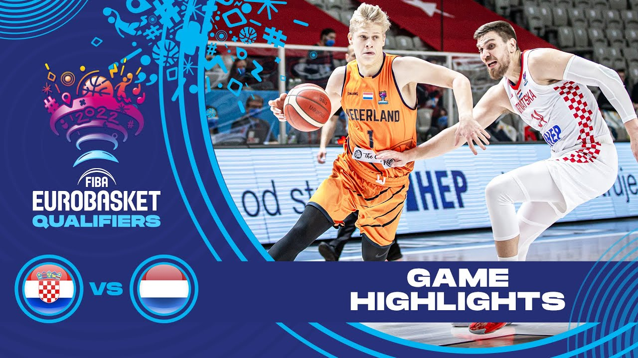 Croatia - Netherlands | Highlights