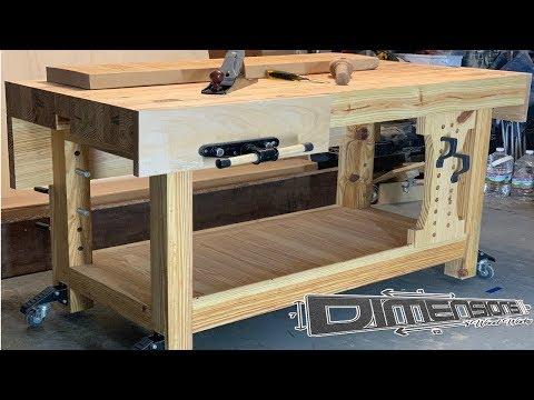 Best Wood Working Workbench Ever...?