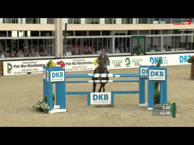 DKB Riders Tour - Sieger Philipp Weishaupt und Chico