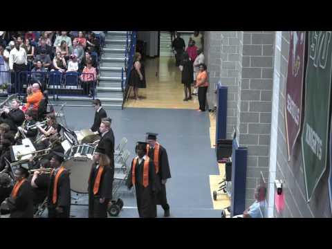 James Monroe Graduation 2017