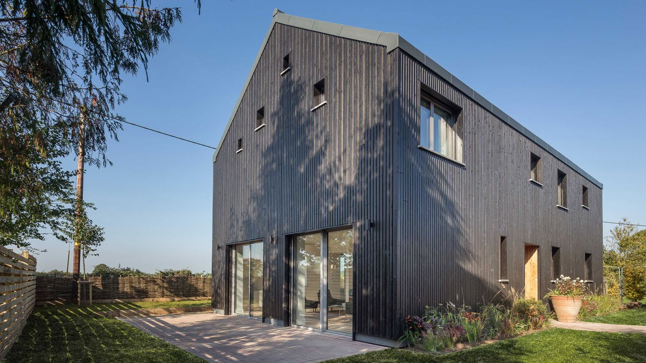 uk passivhaus awards 2016 rural category old water tower passive