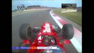 Michael Schumacher onboard start-1997 Luxembourg Grand Prix