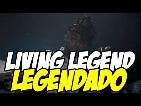scarlxrd - LIVING LEGEND  (Legendado)