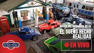 Museo del Automóvil de Bs As un sueño cumplido