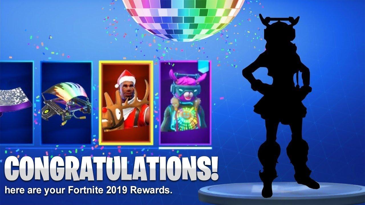 New Fortnite 2019 Free Rewards Fortnite 2019 New Years Event New