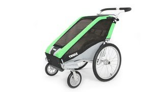 Child Carrier - Thule Chariot Cheetah