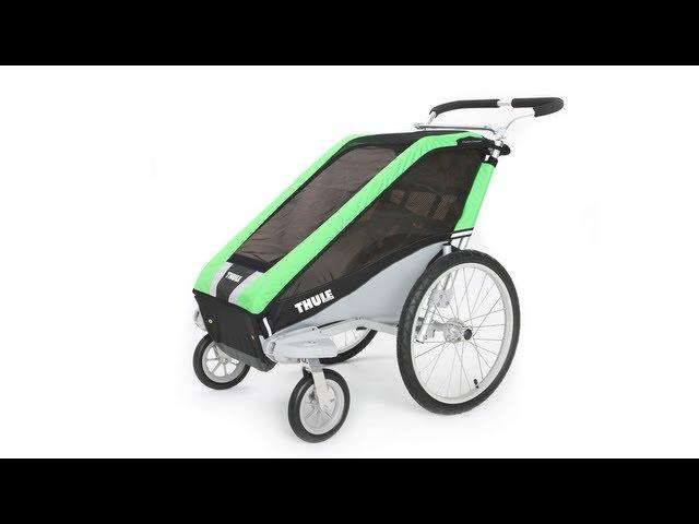 Thule Chariot Cheetah 1 + Set pour ski de fonds  21509219